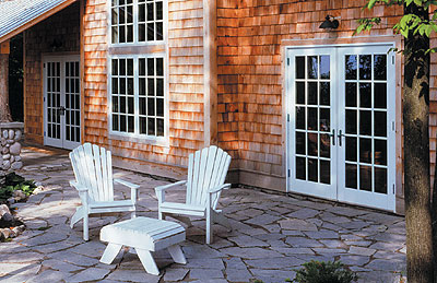 Therma-Tru French doors