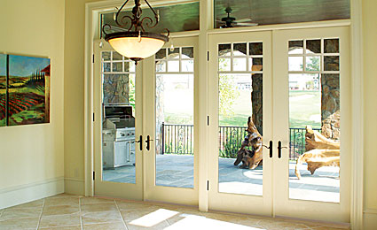smooth star french hinged patio door systems - Patio Doors French