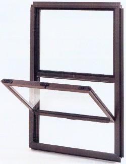 Series 500 single hung window
