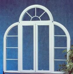 Custom Shaped Windows | Thermal Windows, Inc.