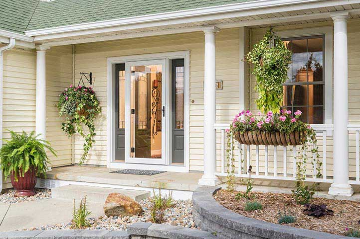 Beautiful Larson Storm Doors Come In A Wide Variety Of Styles And Colors.
